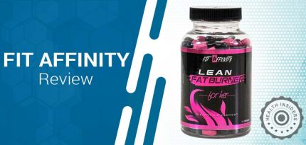 Fit Affinity Lean Fat Burner Review – Does Fit Affinity Have Side Effects?