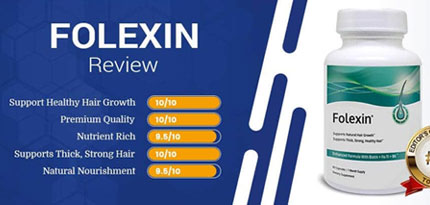 Folexin – Get The Results You Crave With #1 Rated All-Natural Hair Growth Product