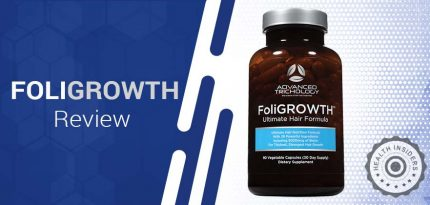 FoliGROWTH Review – Can You Get Thick, Strong & Healthy Hair with FoliGROWTH?