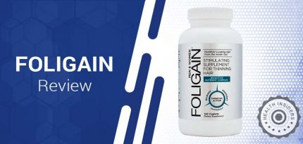 Foligain Review – Is This Hair Loss Supplement Safe?