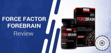 Force Factor Forebrain Review – Does This Brain Booster Supplement Improve Memory?