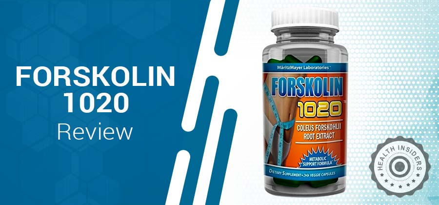 Forskolin 1020