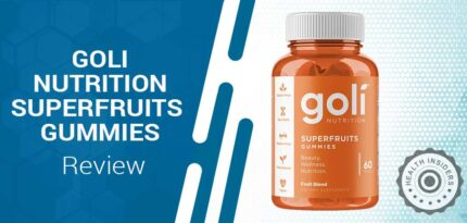 Goli Nutrition Superfruits Gummies Review – Does It Make Youthful Skin?