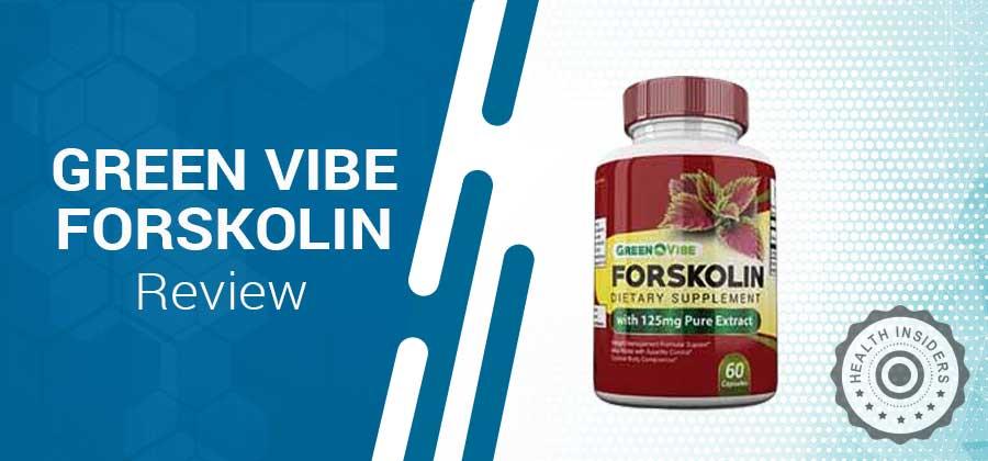 Green Vibe Forskolin
