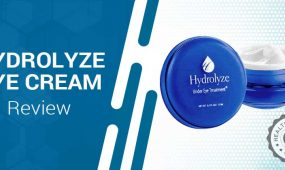 Hydrolyze Eye Cream Review – What's Special About Hydroxatone Hydrolyze Intensive Under Eye Cream?