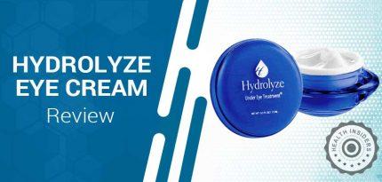 Hydrolyze Eye Cream Review – What's Special About Hydroxatone Hydrolyze Intensive Under Eye Cream?
