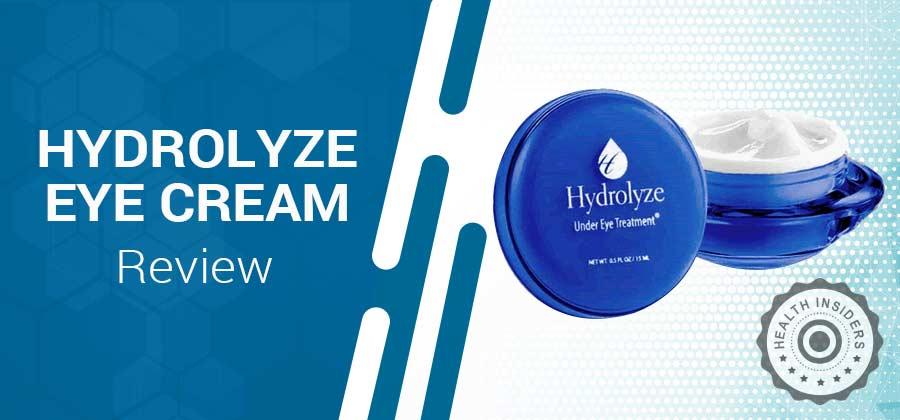 Hydrolyze Eye Cream