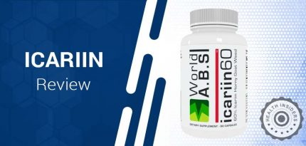 Icariin 60 Review – Should You Buy This Horny Goat Weed Extract & Does It Work?