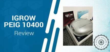 iGrow Peig 10400 Review – Is It The Best Laser Hair Growth System?