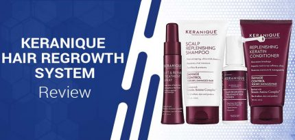 Keranique Hair Regrowth System Review – Is It Safe & Does It Work To Regrow Hair?
