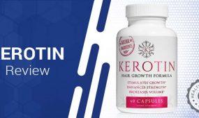 Kerotin Review – Is Kerotin Hair Growth Formula Safe?