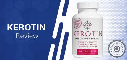 Kerotin Review – Is Kerotin Hair Growth Formula Safe?