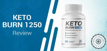 Keto Burn 1250 Review – Is It Safe and Does It Have Any Side Effects?