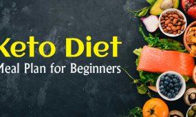 Keto Diet Meal Plan for Beginners