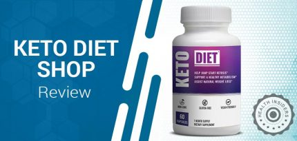 Keto Diet Supplement by Keto Diet Shop Review – Is This Product Worth?