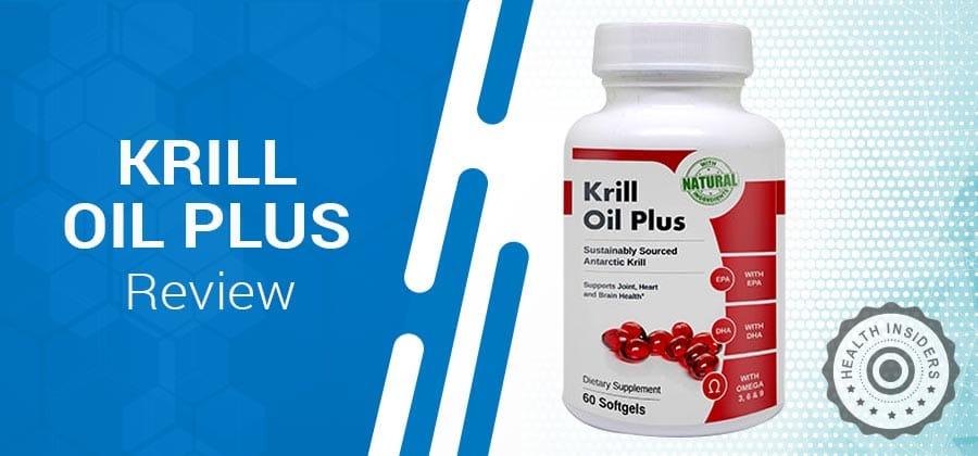 Krill Oil Plus