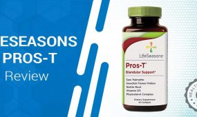 LifeSeasons Pros-T Review – How Effective Is This Prostate Supplement?