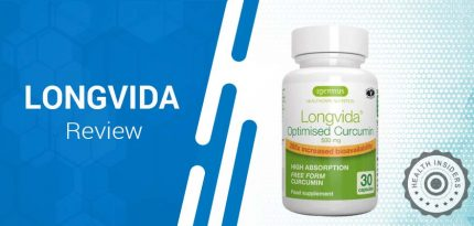 Longvida Optimized Curcumin Review – Is It Safe and Does It Have Any Side-Effects?