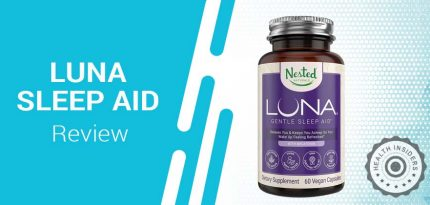 Luna Sleep Aid Review – Is Luna Sleep Aid Safe & Effective?