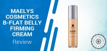 MAELYS Cosmetics B-FLAT Belly Firming Cream Review – Is It Safe To Use & Effective?