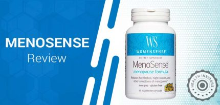 MenoSense Review – Is It Good and Safe To Use?