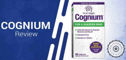 Natrol Cognium Review – Does It Live Up To The Hype?