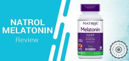 Natrol Melatonin Review – Does It Really Help You Sleep?