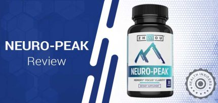 Neuro-Peak Review – Is Zhou Nutrition Neuro Peak Brain Support Supplement Safe?