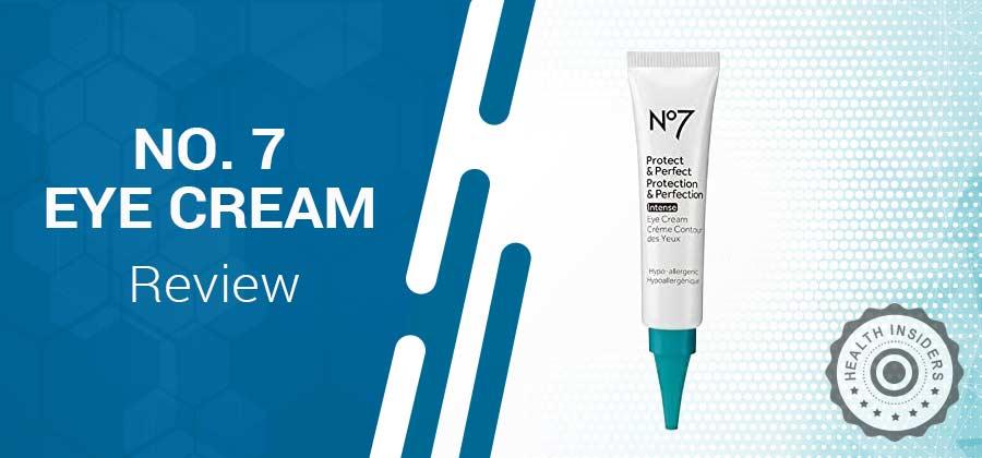 No7 Advanced Eye Cream