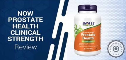 NOW Prostate Health Clinical Strength Review – Is It Safe To Use?
