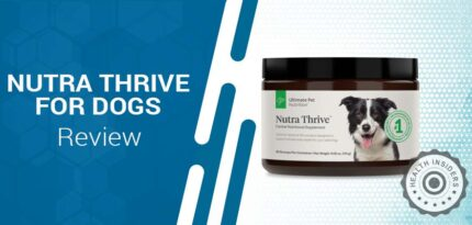 Nutra Thrive For Dogs Reviews – Does Nutra Thrive Work For Dogs?