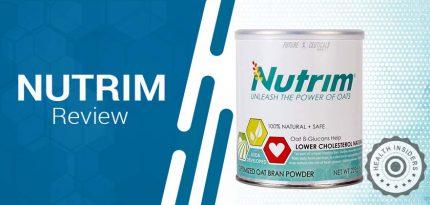 Nutrim Review – Does Nutrim Work To Lower Cholesterol?