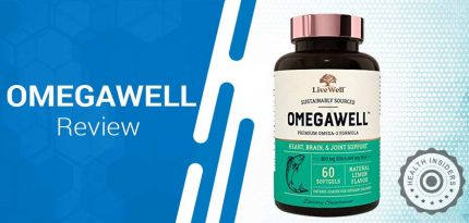 OmegaWell Review – Learn The Shocking Facts About OmegaWell