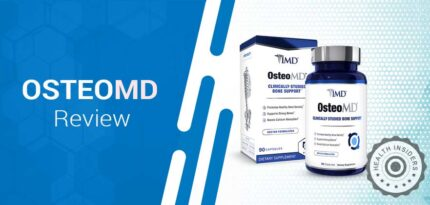 1MD OsteoMD Reviews – Is It Safe to Use & Effective?