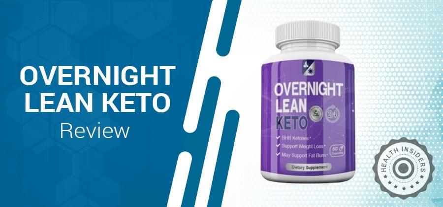 Overnight Lean Keto