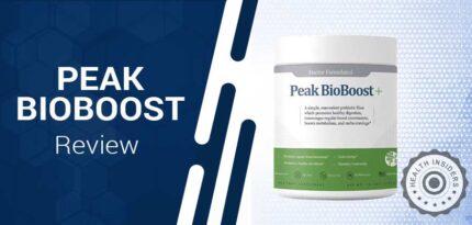 Peak BioBoost Review – Is Peak BioBoost The Best Prebiotic Supplement?