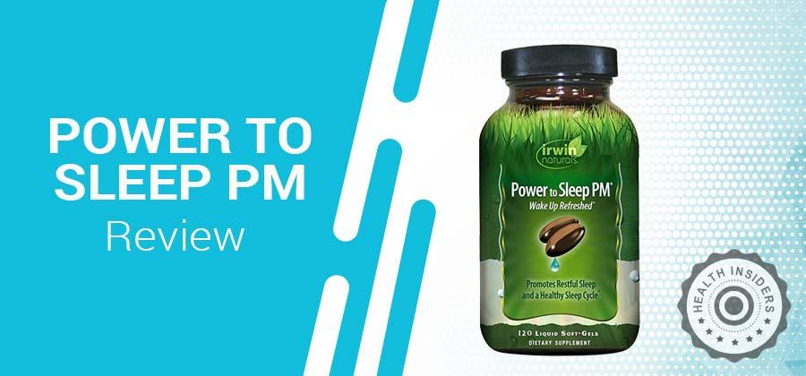 Power to Sleep PM
