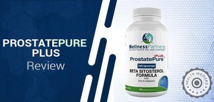 ProstatePure Plus Review – Is It Safe To Take ProstatePure Plus?