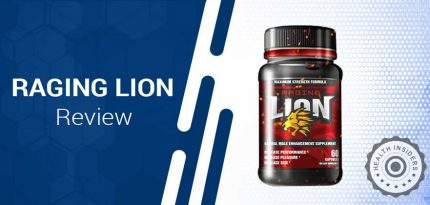 Raging Lion Review – Is This Male Sexual Formula Safe To Use & Does It Work?