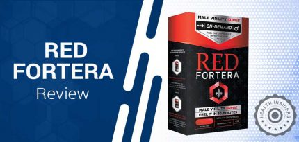 Red Fortera Review – Does It Actually Work As Advertised?