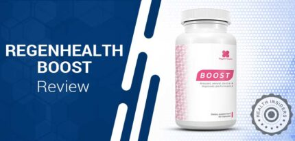 RegenHealth Boost Review – Does It Work and Worth The Money?