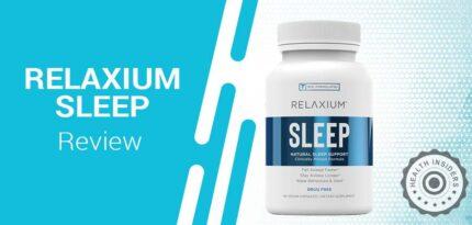Relaxium Sleep Review – Does This Sleep Aid Help You Sleep Better?