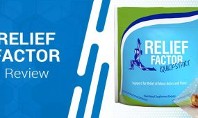 Relief Factor Review – Does Relief Factor Actually Work?