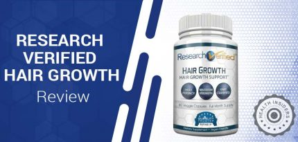 Research Verified Hair Growth Review – Does It Promote Hair Growth?