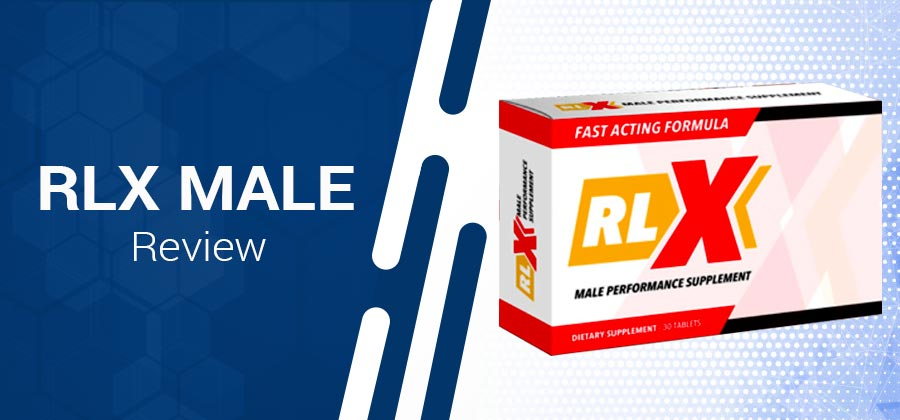RLX Male Performance Supplement