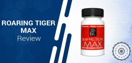 Roaring Tiger MAX Review – Is This Male Enhancement Supplement Legit?