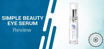 Simple Beauty Eye Serum Review – Is It Safe & Worth Buying?