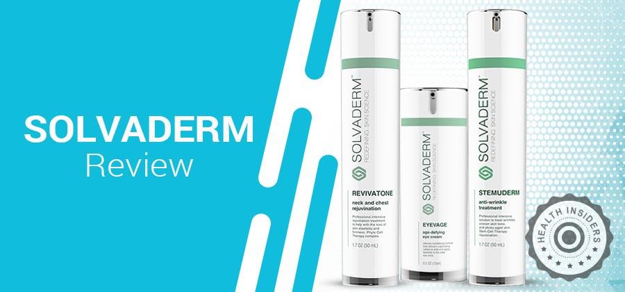 solvaderm skin care