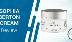 Sophia Berton Cream Review – Is Sophia Berton Wrinkle Freezing Moisturizer Safe?