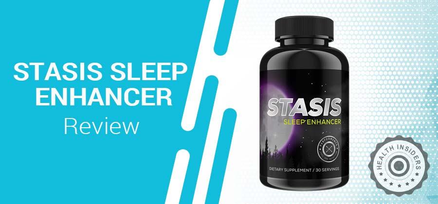 Stasis Sleep Enhancer